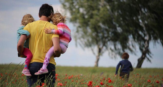 Eltern prägen Werte der Kinder